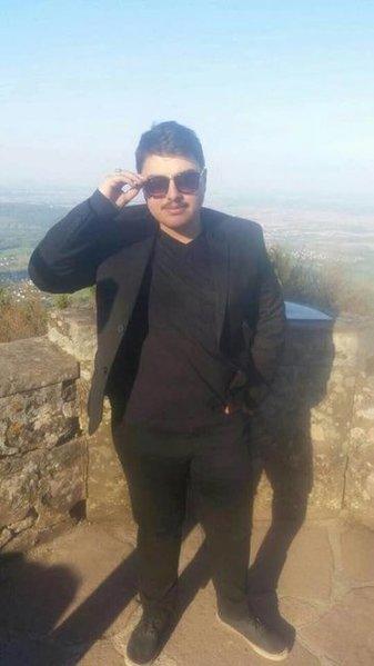 Bu da Azər Axşamın 20 yaşlı oğlu Cavidan — FOTO
