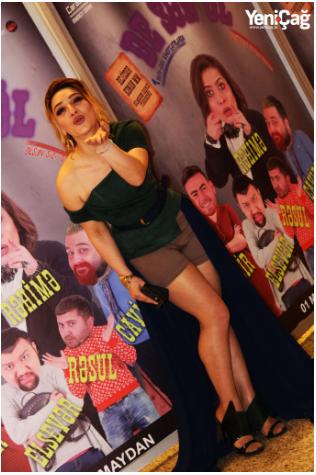 Azərbaycanlı aktrisanı biabır etdilər: Başqasının ərini əlindən alan... - FOTO